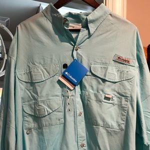 NWT!! Columbia PFG Shirt!